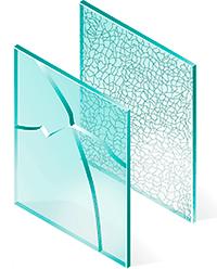 отличие закалённого стекла и трипс стекла